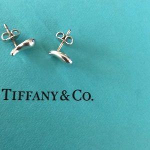 Tiffany &Co Bean earrings